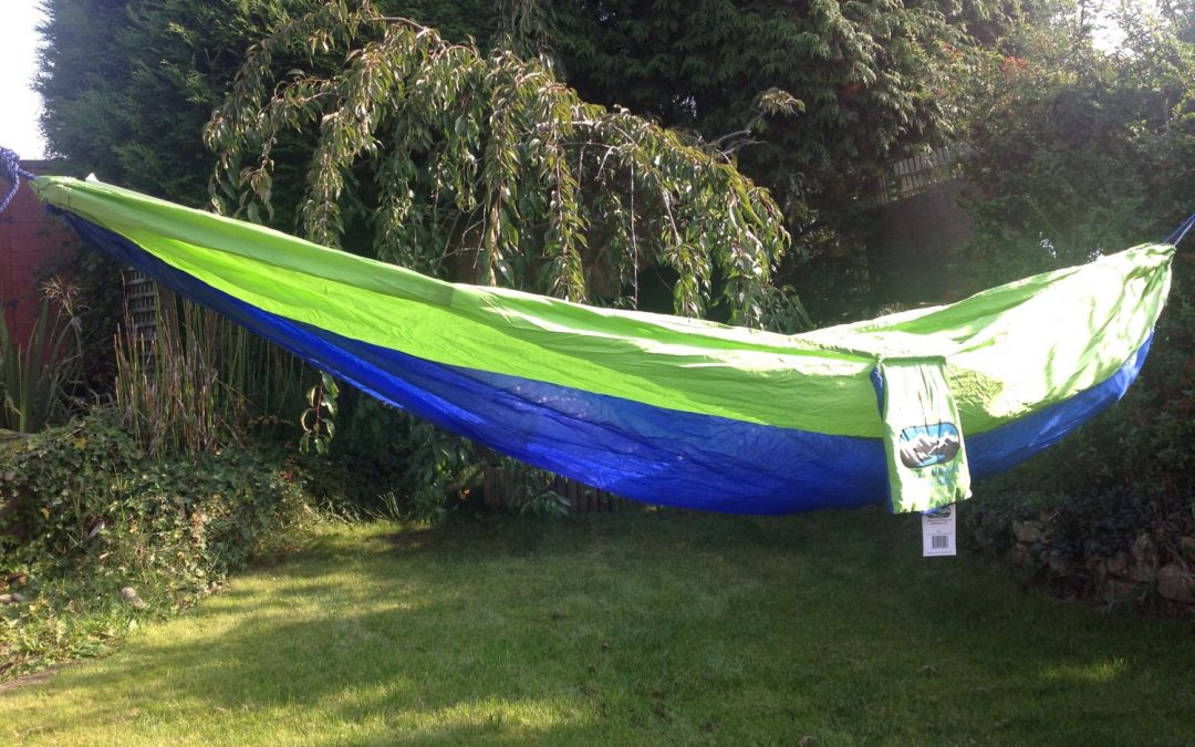 Weekend is here get you garden hammock out.