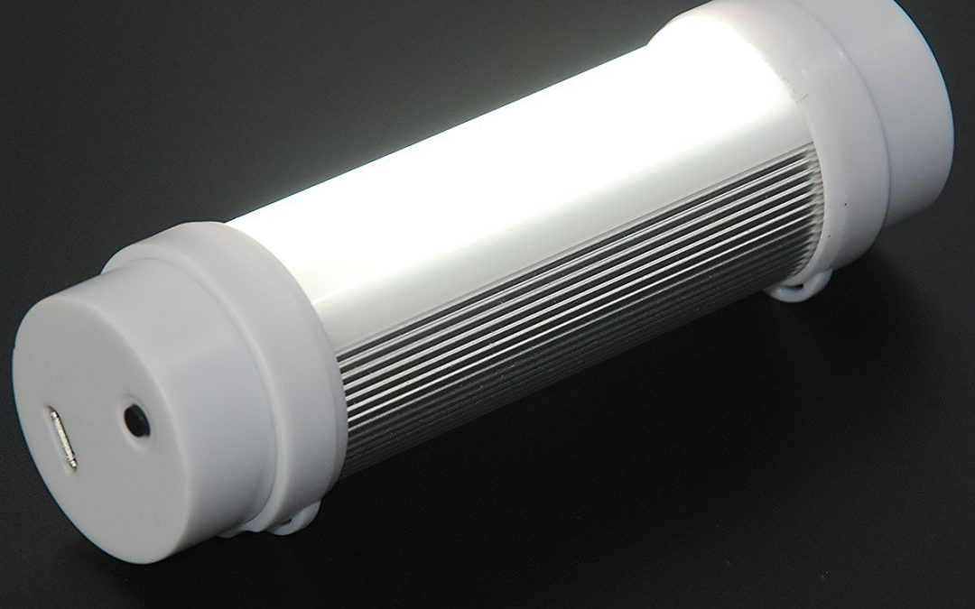 Rechargeable LED Camping Light / Power Pack